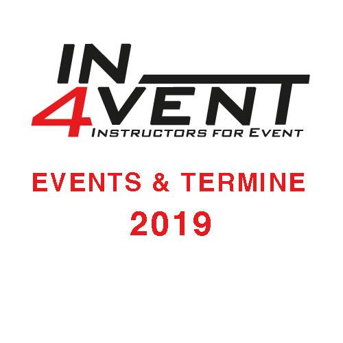 in4vent Events 2019